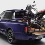 BMW reveals X7 pickup as one-off luxury workhorse