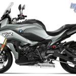 BMW S 1000 XR | 165 horsepower | 10kg lighter