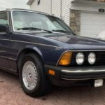 35,000-Mile 1987 BMW 735i E23 In Top Condition Will Cost You $12,000