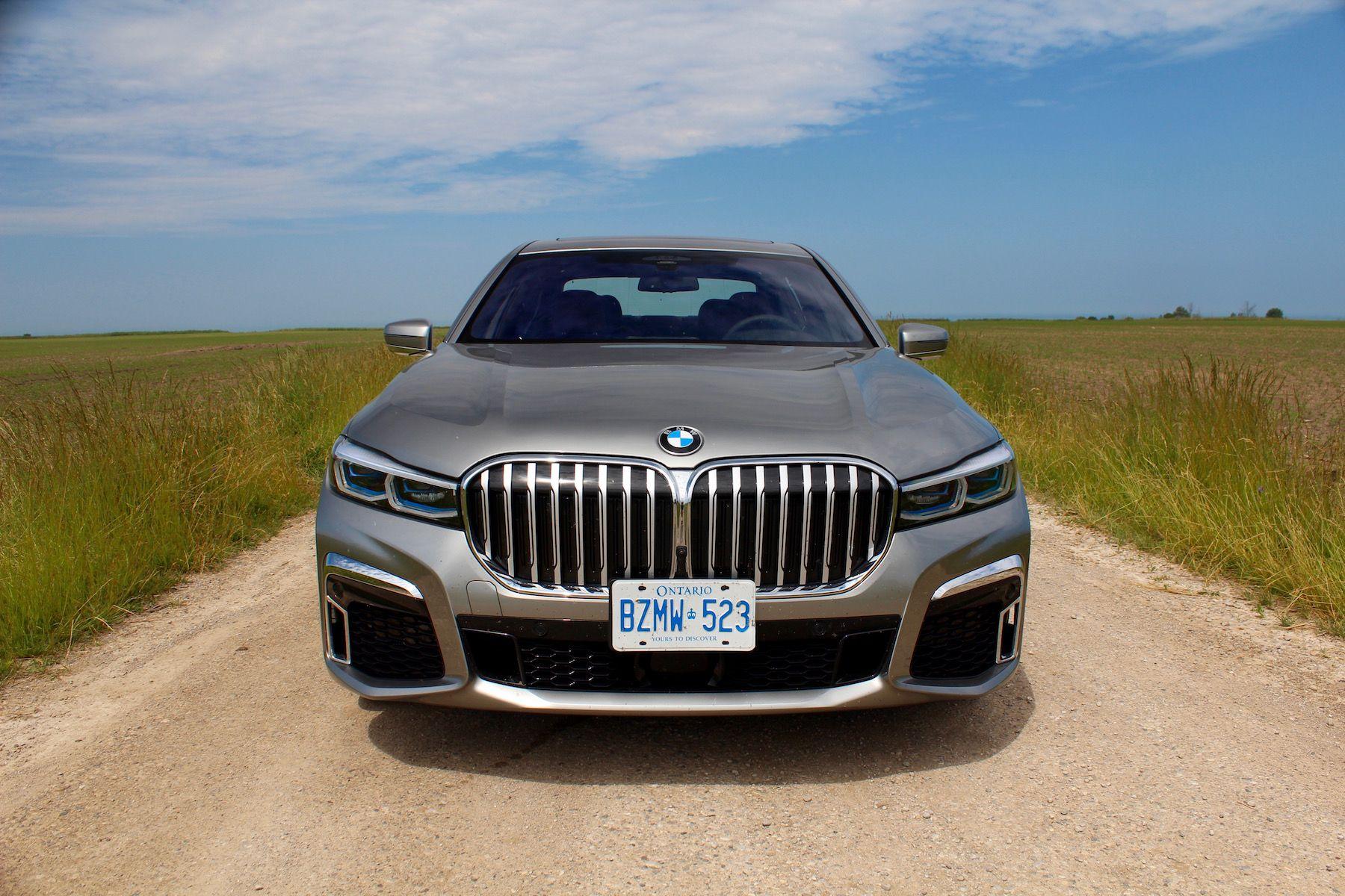 Car Review: 2020 BMW 750Li xDrive   Driving   Motor Memos