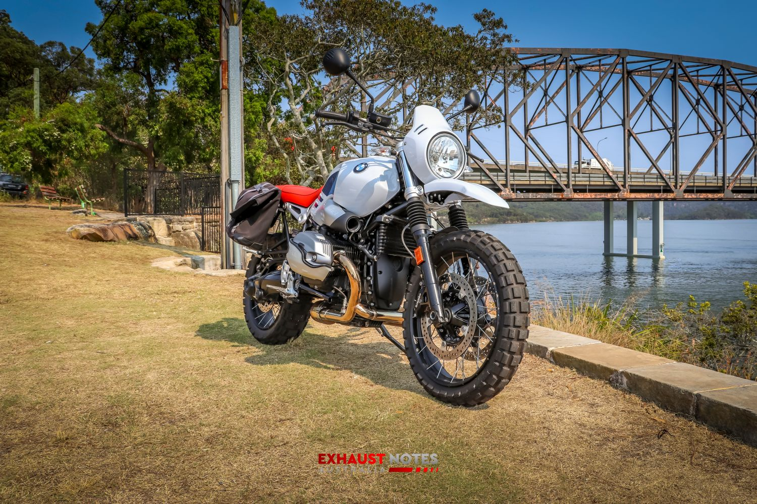 BMW Motorrad R nineT Urban G/S: Naked bike with character