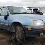Junkyard Find: 1988 Pontiac LeMans Sedan - The Truth About Cars