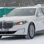 2022 BMW 7 Series Mule Spied Again Looking Familiar