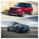 2021 BMW ALPINA XB7 vs 2020 Range Rover SVAutobiography DynamicSpec Comparison - Motor Illustrated