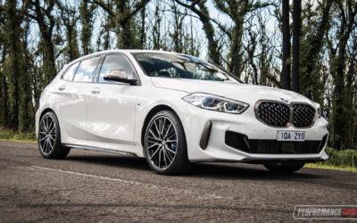 2020 BMW M135i xDrive review (video) | PerformanceDrive