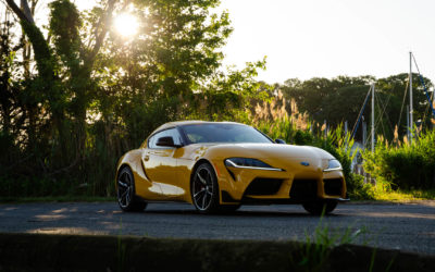 TEST DRIVE: 2020 Toyota Supra — More Than Just a BMW Z4 Coupe?