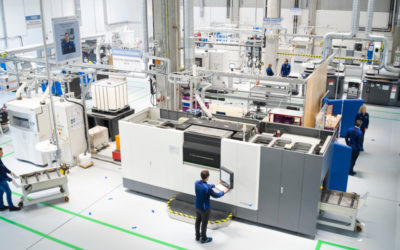 BMW opens Additive Manufacturing Campus equipped with 50 3D printing systems – CD3D