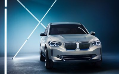 Should BMW Make a Performance Version of the Upcoming iX3?