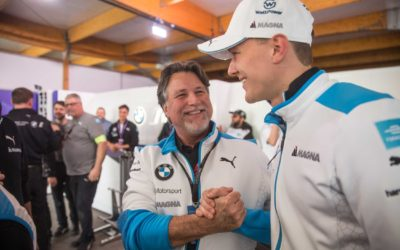 """An interview with Michael Andretti: """"I am very proud of the partnership with BMW i Motorsport""""."""