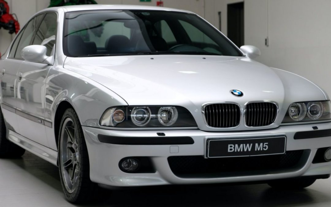 2001 BMW E39 M5 Has Aged Like Fine Wine, Can Be Yours For $52k