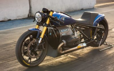 2020 BMW Motorrad R18 Dragster by Roland Sands