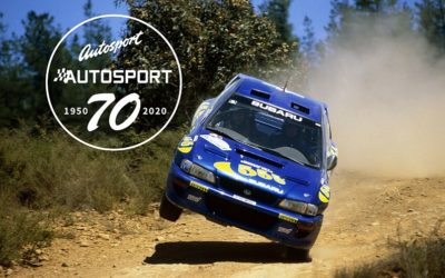 Autosport 70: Colin McRae's biggest WRC decision – WRC – Autosport