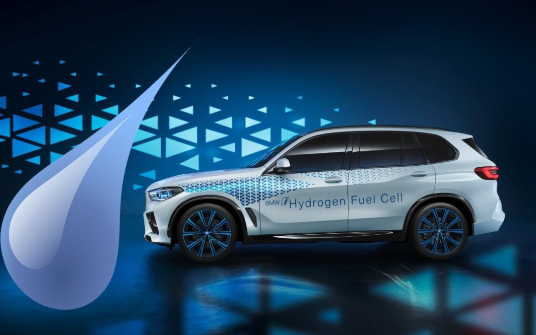i Hydrogen NEXT: BMW's Hydrogen Fuel-Cell X5 SUV Set For Production