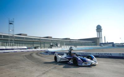 BMW Motorsport's Maximilian Günther wins Formula E race in Berlin