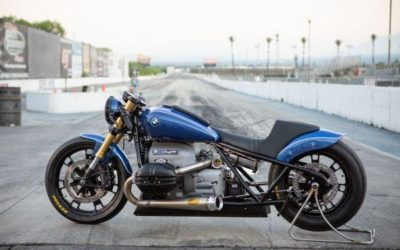 Roland Sands Reimagines the BMW R 18 as a Straight-Line Dragster