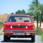 BMW celebrates 45 years since the birth of the E21 3 Series
