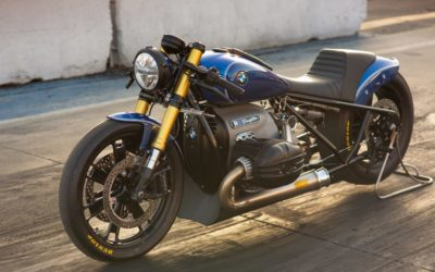 BMW Motorrad Reveals The R 18 Dragster