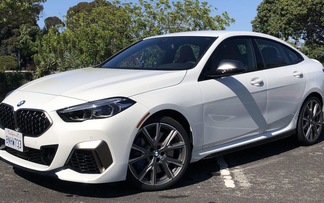 2020 BMW M235i Gran Coupe review: This small, sporty sedan lacks emotion – Roadshow