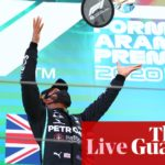 Formula One: Spanish Grand Prix – as it happened