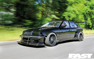 BOOSTED BMW E36: 1014WHP TWINCHARGED BEAST | Fast Car