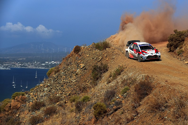 WRC Rally Turkey: Evans claims cautious victory in attritional final day – WRC – Autosport