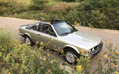 1985 BMW 323i Baur TC2: Convertible Top Musings And Repair – Totally That Stupid – Car Geekdom, and a little bit of life.