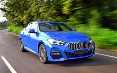 Review: BMW 2 Series Gran Coupe India review, test drive