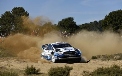 FIA signs off on 100kW plug-in hybrid for next generation WRC cars – WRC – Autosport