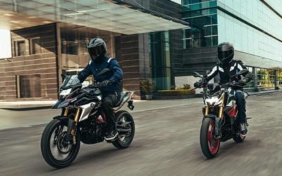 BS6 BMW G 310 R and G 310 GS Launched At INR 2.45 Lakh And INR 2.85 Lakh Respectively