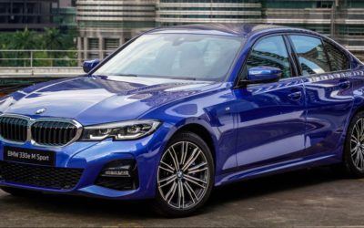 G20 BMW 330e M Sport plug-in hybrid launched – 292 PS and 420 Nm, 56 km electric range, RM264,613