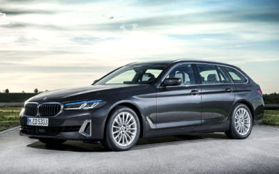 The Best Looking New BMW Is the 2021 5 Series Touring