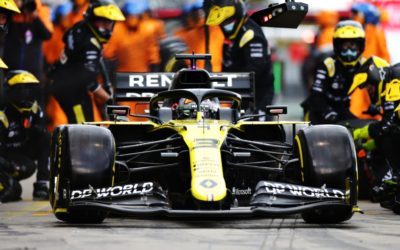 Renault Suggests Hydrogen Might Be The Future Of Formula One