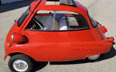 BaT Auction: 1959 BMW Isetta 300 Project at No Reserve