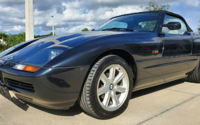 This 2,377 Mile BMW Z1 Looks Brand New And Is Up For Auction