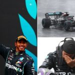 Lewis Hamilton emotional as he wins SEVENTH Formula One world championship at Turkish Grand Prix  | Daily Mail Online