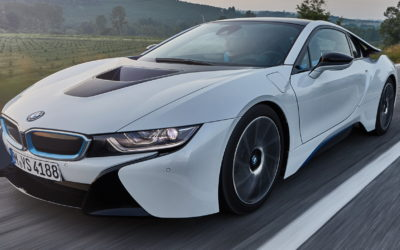 Alpina Explains Why Its 462 HP BMW i8 Four-Cylinder Project Never Became A Reality