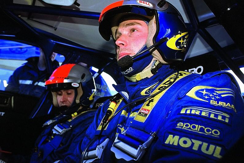 Autosport 70: How Richard Burns scaled the WRC mountain – WRC – Autosport