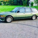 Rare Rides: The Incredibly Rare 1981 BMW 735i Touring