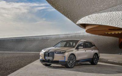 Meet BMW IX – The Next-Generation Flagship EV SUV »