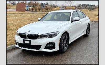 Zipping About in the 2021 Plug-In Hybrid BMW 330e from GoFatherhood®