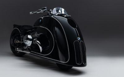 BMW R18 by Kingston Custom: An Art Deco Meisterwerk