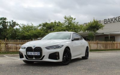 BMW 4 Series Coupe: Love or hate it, you can't ignore it   Northern Natal News