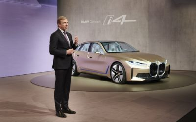 BMW CEO Doubts Tesla's Long-Term Growth as Industry Catches Up