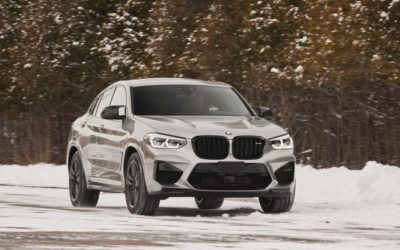 2021 BMW X4 M Competition Messes With Physics In A Sleeker Way