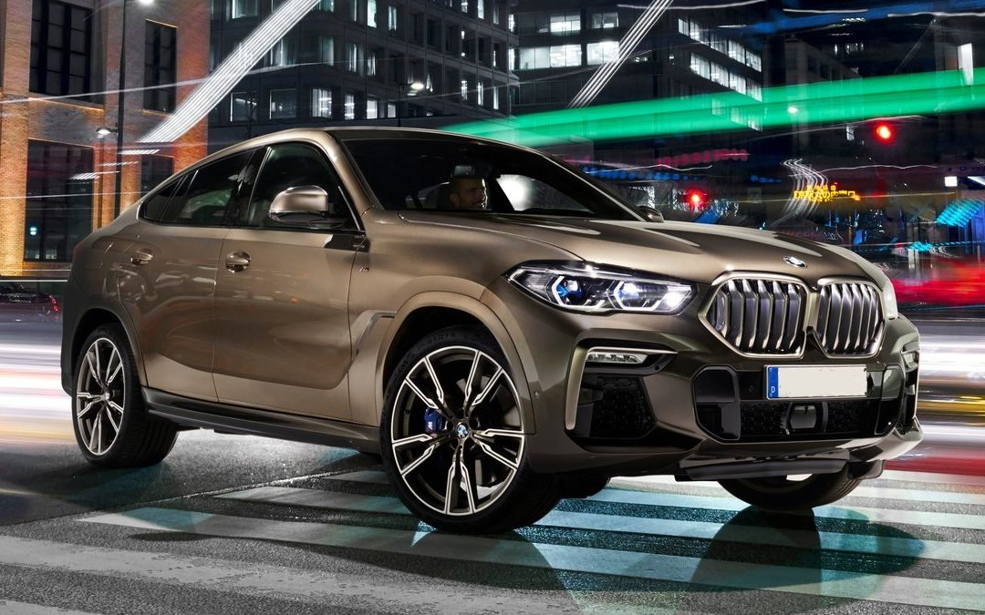 2022 BMW X6 Is Just Another Carryover Model – 2021 / 2022 New SUV