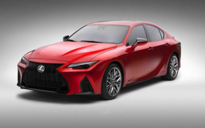 New Lexus IS 500 F Sport Performance to rival BMW M3 in US