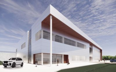 New BMW training center; AC Hotel opens; Bradshaw named United Community Bank president