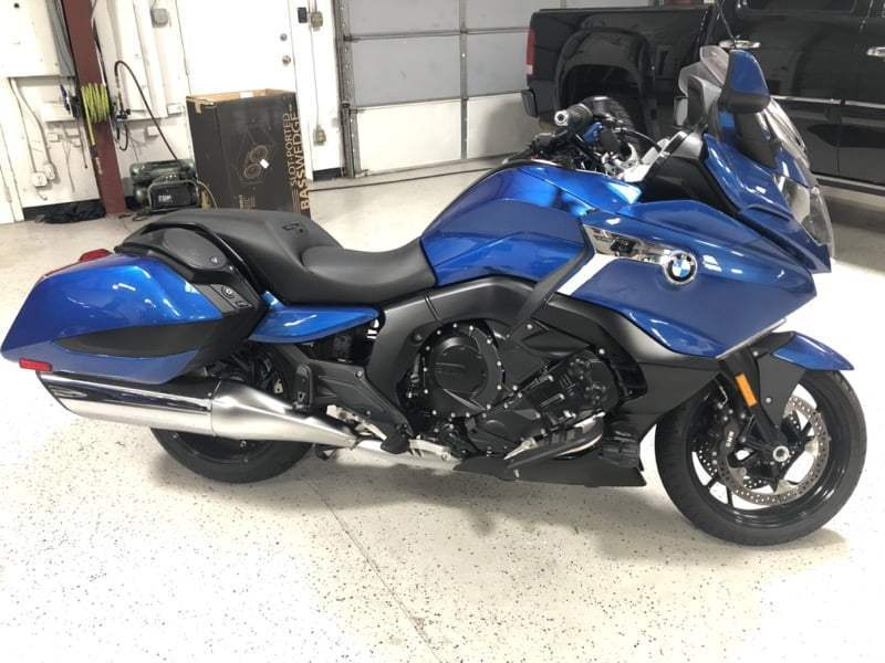 Mechanicsville Client Goes All-Out with BMW K 1600 B Stereo Upgrades