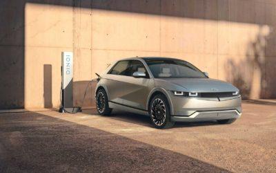 Hyundai Ioniq 5 goes after the BMW iX3 electric SUV