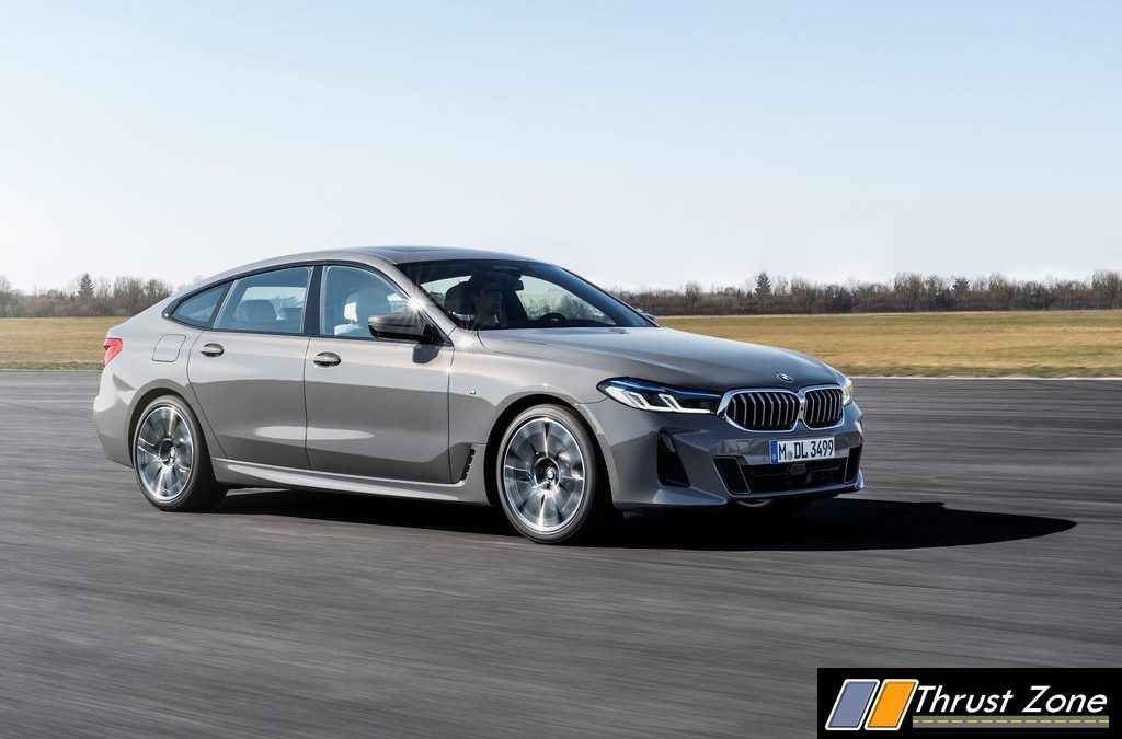 2021 BMW 6 Series GT India Price Revealed! – E-Class LWB Rival